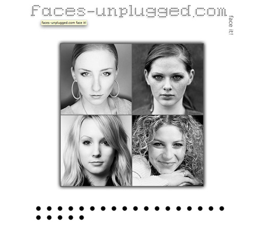 http://www.faces-unplugged.com